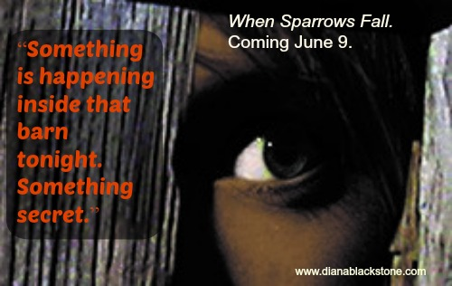 When Sparrows Fall, First Book Quote Revealed!